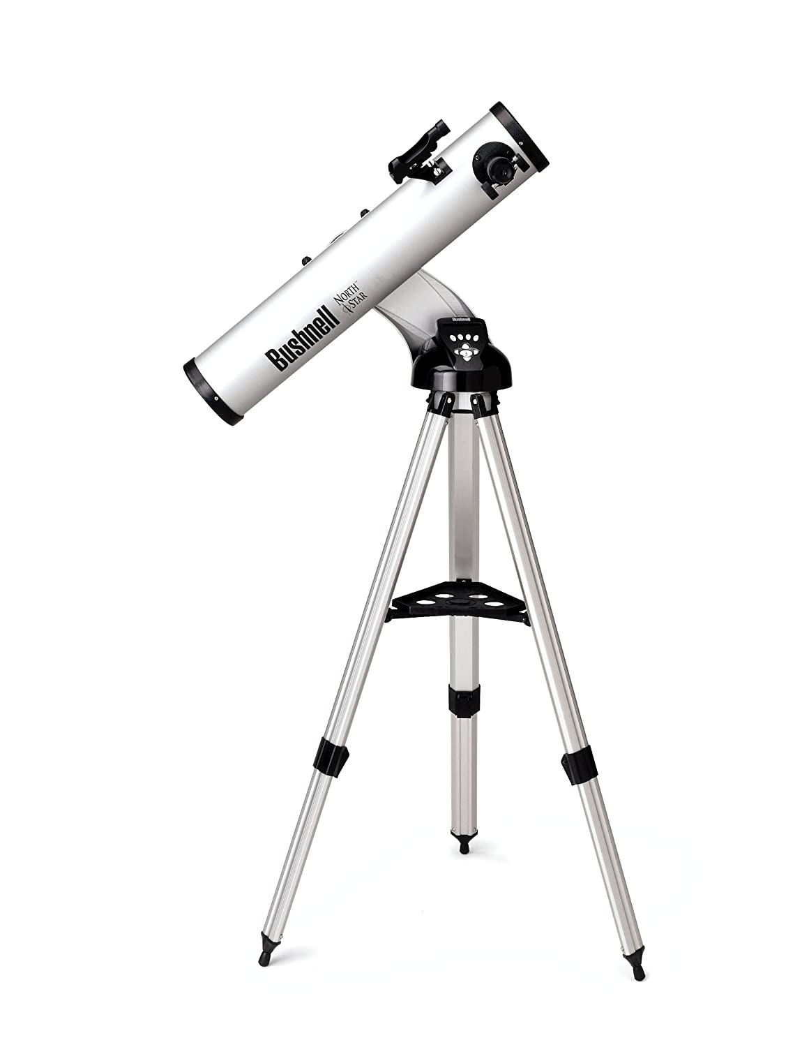 Amazon.com: Bushnell NorthStar 900x114mm Motorized Go To Reflector Telescope:  Sports & Outdoors