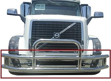 Amazon Com Volvo Vnl Front Bumper Deer Guard Chrome Steel Double