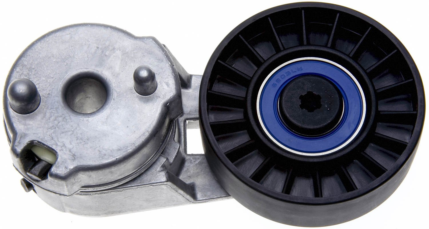 ACDelco 38168 Professional Automatic Belt Tensioner and Pulley Assembly