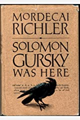 Solomon Gursky Was Here Hardcover