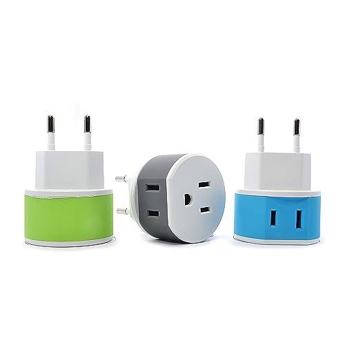 South Korea Outlet Adapter Amazon Com