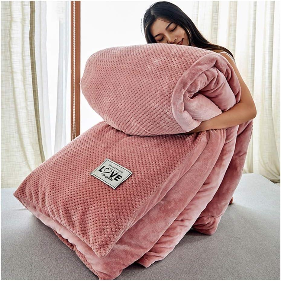 天然100%の長級のシルクが並ぶキルト、季節通気性の羽毛布団(本製品のみキルトを含みます) (Color : A, Size : 220*240cm)