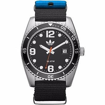 5ec6c9c457e2e Adidas Original 'Brisbane' Black Men's Watch