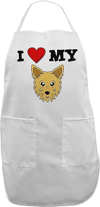 TooLoud Cute Yorkshire Terrier Yorkie Dog Sweatshirt