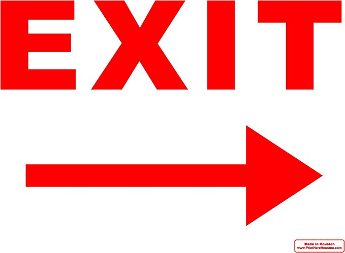 Amazon.com: Cartel, Exit: UZ Marketing: Office Products
