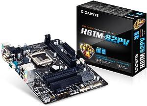 Gigabyte Micro ATX LGA 1150 Motherboards GA-H81M-S2PV