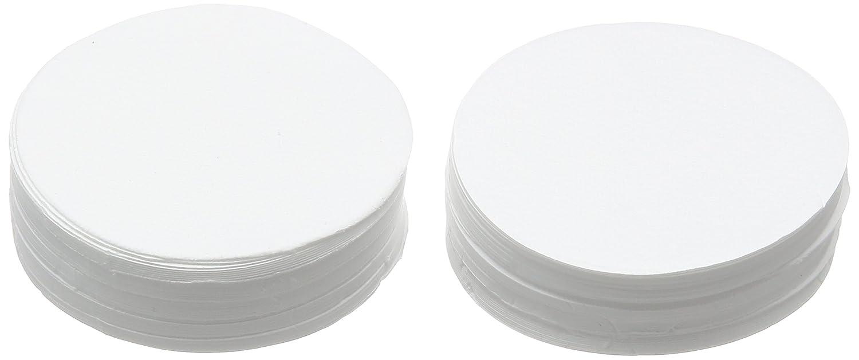 Pack of 100 1.6 /µm Diameter 21 mm Camlab 1171199 Grade 259 Glass Microfiber Filter Paper