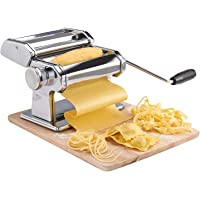 Proton Stainless Steel Noodles Cutter Roller, Pasta Maker Machine (3 in 1)