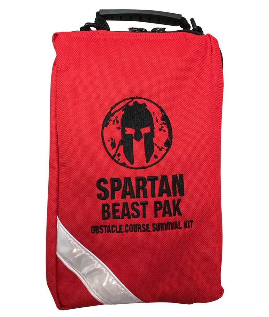 Brave Soldier Spartan Beast Pak Survival First Aid Kit by Brave Soldier