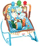 Amazon Price History for:Fisher-Price Infant To Toddler Rocker, Jungle Fun