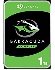 Seagate BARRACUDA ST1000DM010 Disque dur interne 1 Tb
