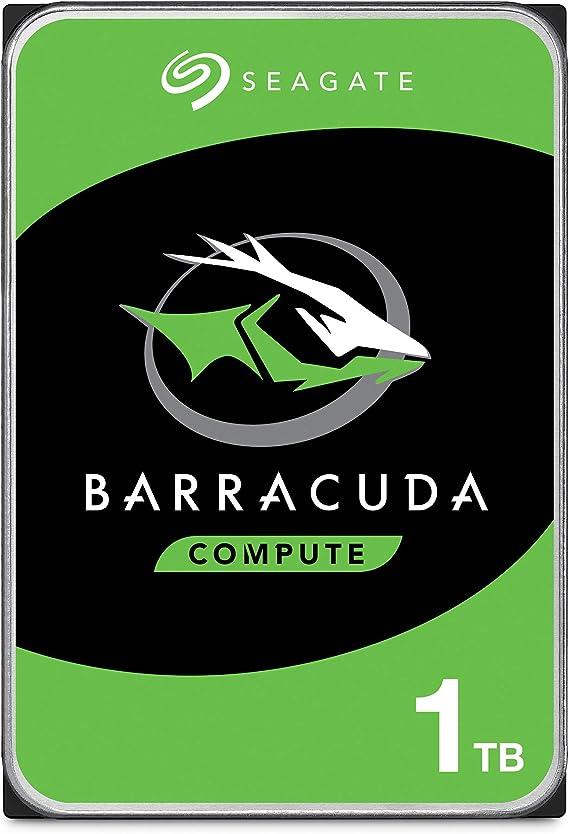 Seagate BARRACUDA ST1000DM010 Disque dur interne 1 Tb