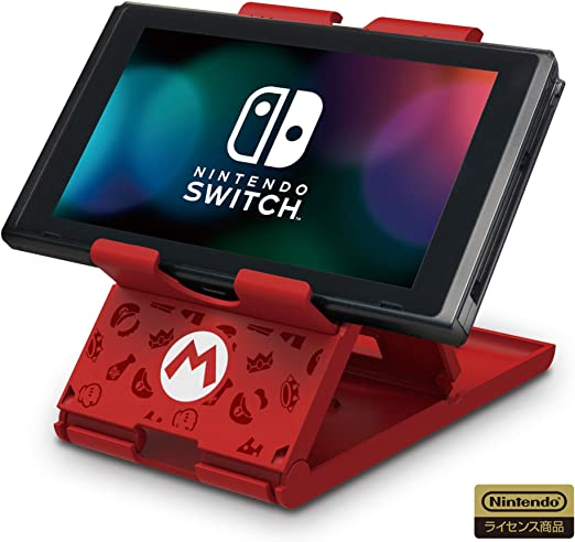 HORI Play Stand Dock For Nintendo Switch Super Mario Edition ...