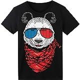LED T-Shirt für Party Hiphop Cosplay Konzert Geburtstagsgeschenk Beste Halloween Kostüm Sound Aktiviertes Equalizer Shirt DJ T-Shirt