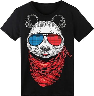 SOOOEC - Camiseta con Luz Led y Sonido Activado: Amazon.es: Ropa y accesorios