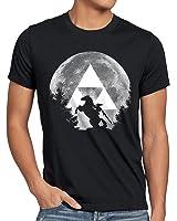 A.N.T. Link Epona T-Shirt Homme zelda ocarina