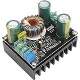 DROK 600W 12A DC Boost Voltage Converter 12-60V to 12-80V Step-up Power Supply Transformer Module Regulator Controller Constant Volt/Amp Car