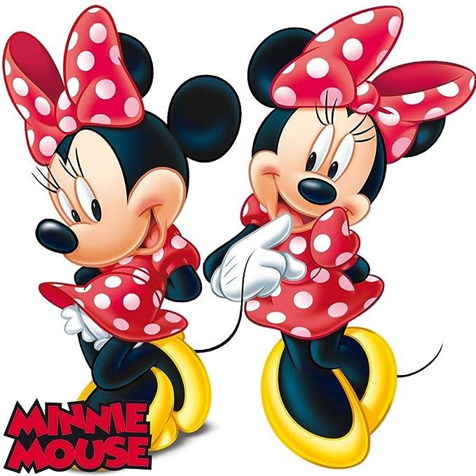 2 figuras * Minnie Mouse * Cumpleaños para niños o fiesta ...