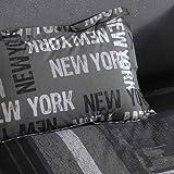 Taie d'oreiller NEW YORK coton - 70x50