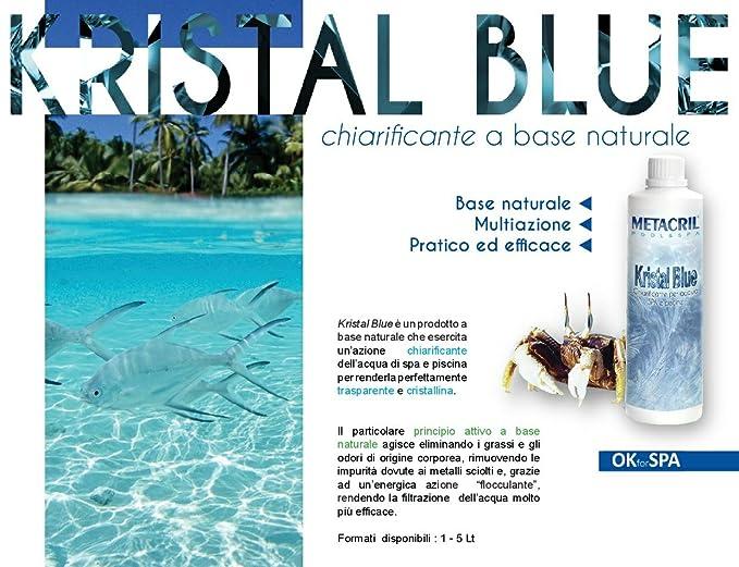 Clarificador para agua de spa, jacuzzi o piscina a base natural.: Amazon.es: Jardín