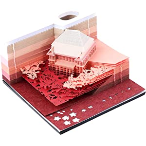 Image result for Omoshiroi Architectural Block Note Pad