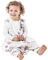 Woolino 4 Season Baby Sleep Bag with feet, Merino Wool Walker Sleep Bag or Sack, 0-3 Years