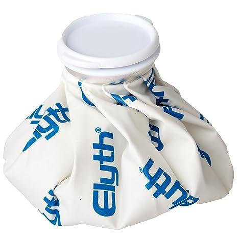elyth vacío bolsa de hielo con cubitos de hielo o agua fría ...