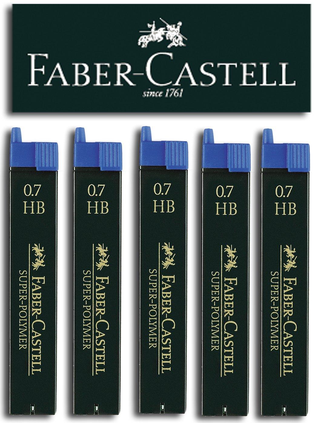Faber-Castell–Mine super-polymer, Durezza 0,5 120501