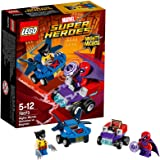 LEGO Super Heroes 76073 - Mighty Micros: Wolverine Contro Magneto