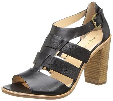 Cole Haan Women's Cameron Dress Sandal,Black,6 ...