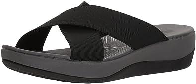 8f77bfb25 Amazon.com  CLARKS Women s Arla Elin Slide Sandal  Shoes