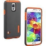 Incipio DualPro for Samsung Galaxy S5 - Gray/Orange