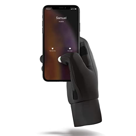 mujjo guanti  Mujjo Guanti Touchscreen per l'Inverno con 3M Thinsulate   Guanti ...