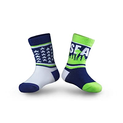 2 Pack Skyline Socks Seattle Minis
