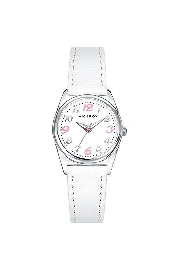 Reloj Viceroy Niña 46906-05 Blanco Comunión  Amazon.es  Relojes 2bea3707f529