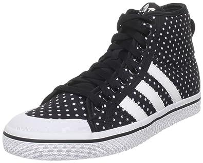 3edb8b14bf3 adidas Originals Women s Honey Stripes Mid W-W Retro Sneaker