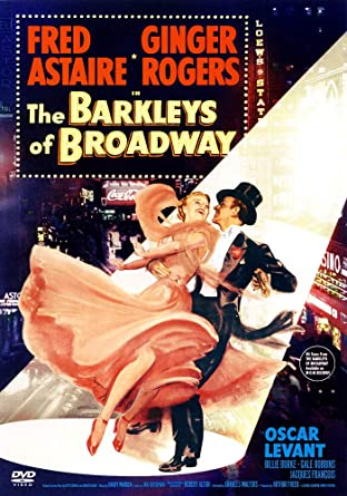 The Barkleys of Broadway - Fred Astaire & Ginger Rogers DVD
