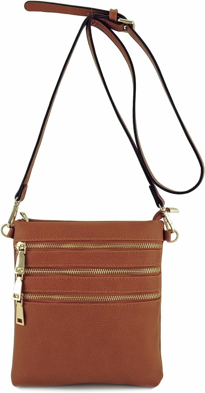 Basic 4 Zipper Travel...