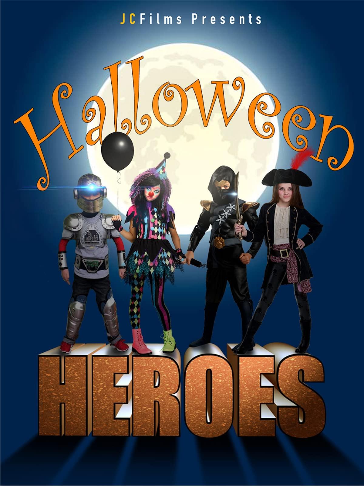 Halloween Heroes on Amazon Prime Video UK
