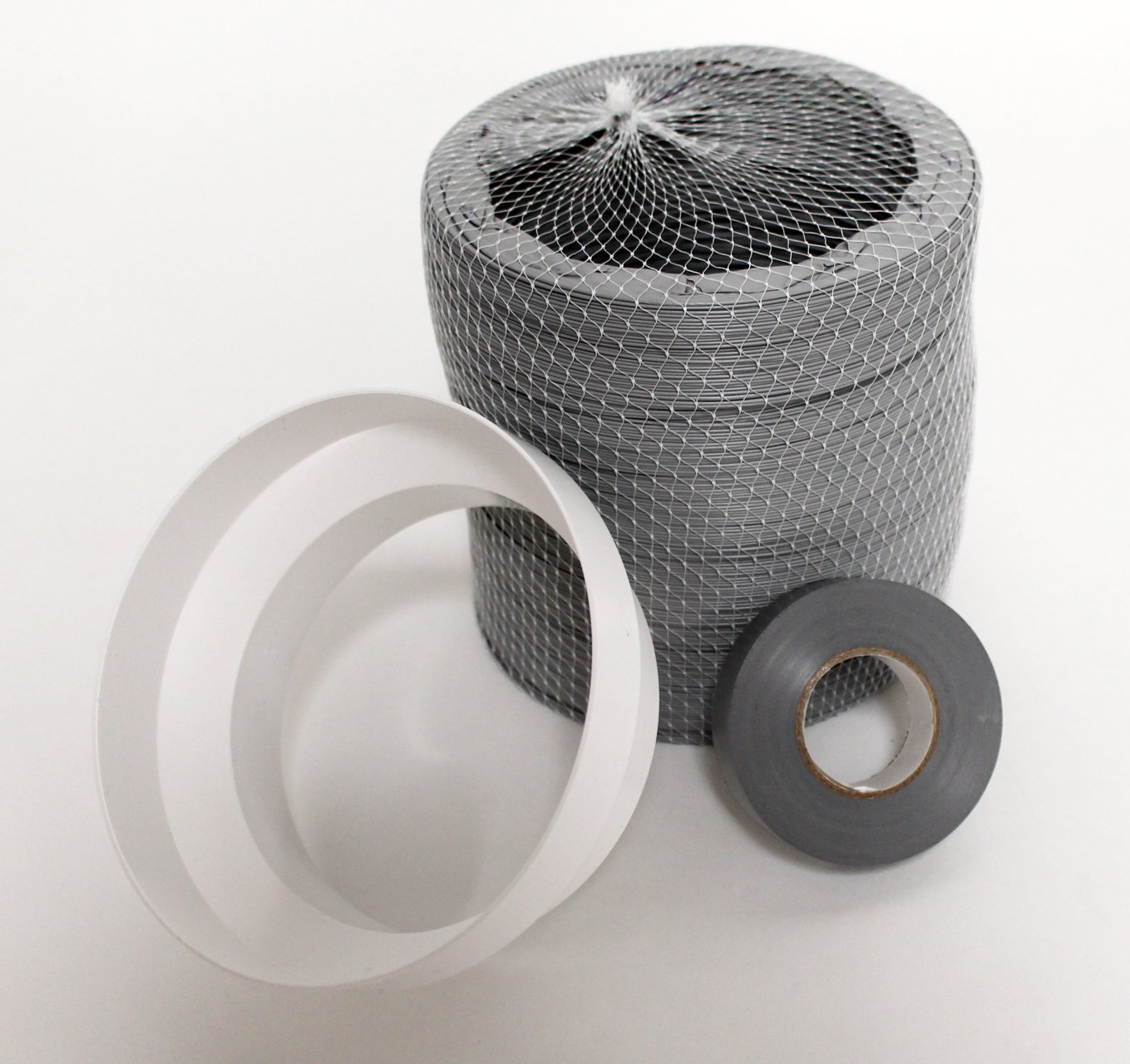 6 Meter Grey Extension Hose To Fit Portable Air Conditioners Connect Easily To Your Existing Vent Exhaust Hose Extending It By 6 Meters Certified