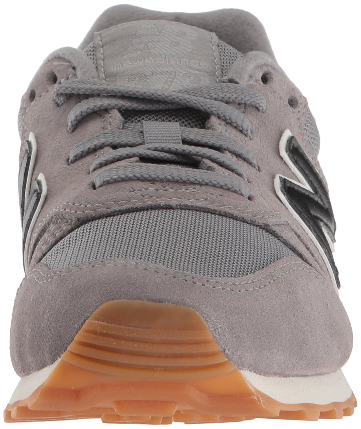 New Balance Men's D(M) 373V1 Sneaker B06XRWR4S9 9.5 D(M) Men's US|Grey/Black 163338