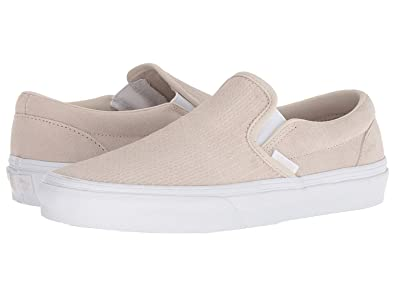 64ac12fa26 ... Lyst  lowest discount 95122 50811 Vans Classic Slip-On (Suede) Unisex  Womens Skateboarding- ...