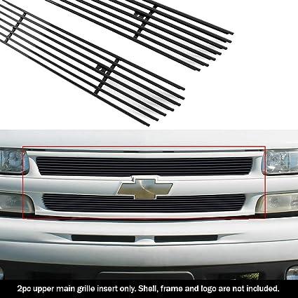 2000-2006 Chevrolet Suburbak 1500//2500 Titanium Plus 1999-2002 Chevrolet Silverado 1500//2500 2000-2006 Chevrolet Tahoe GRILLE