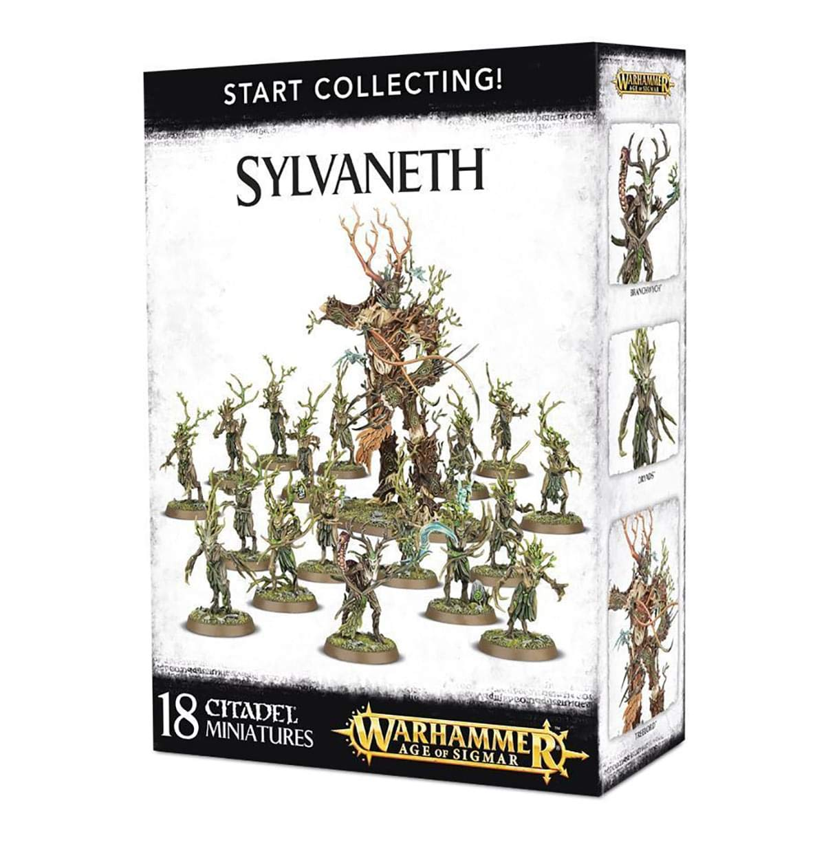 Games Workshop 99120204019 Age of Sigmar Start Collecting Sylvaneth by Games Workshop (Image #1)