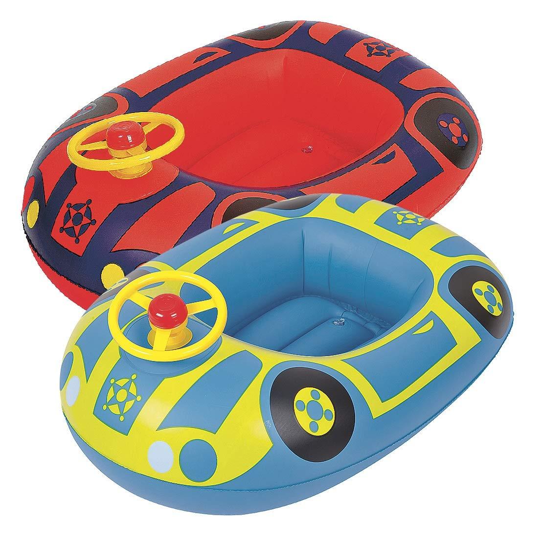 Baby Barca hinchable kinderboot Natación Boot Auto 2 Varios ...