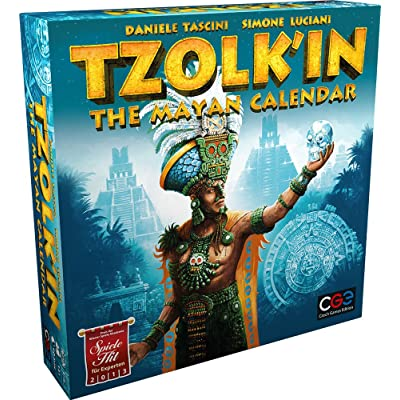 Czech Games Tzolk'in: The Mayan Calendar: Toys & Games