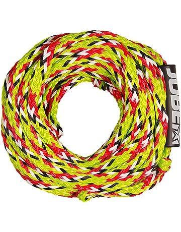 Jobe 4 Personas Towrope Cuerda De Tiro Tubo Cuerda Cuerda Flotante Arrastre Rope