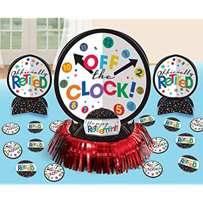 Retirement Party Table Decorating Kit: Kitchen & Dining