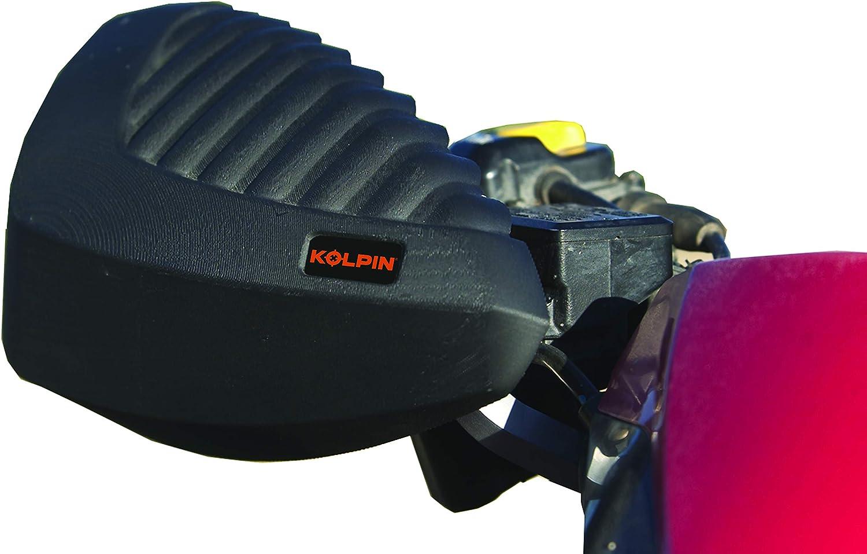 Kolpin ATV Hand Guard with Mirror - 97300