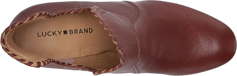 Lucky Brand Women's Sivya Fashion Boot Ark Brown